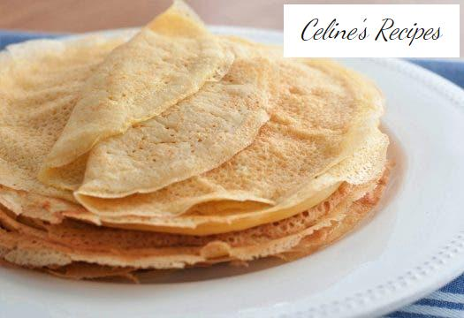 How to make pancakes. Galician traditional recipe