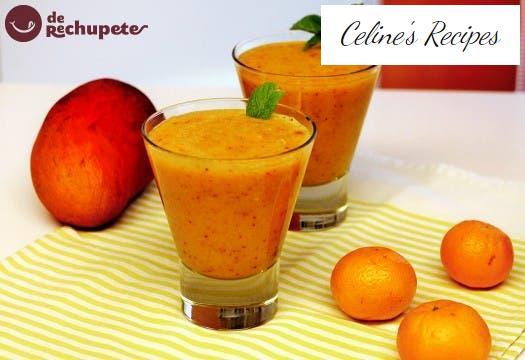 Smoothies or fruit smoothies