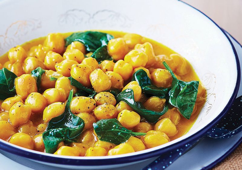 recipes with chickpeas and their benefits